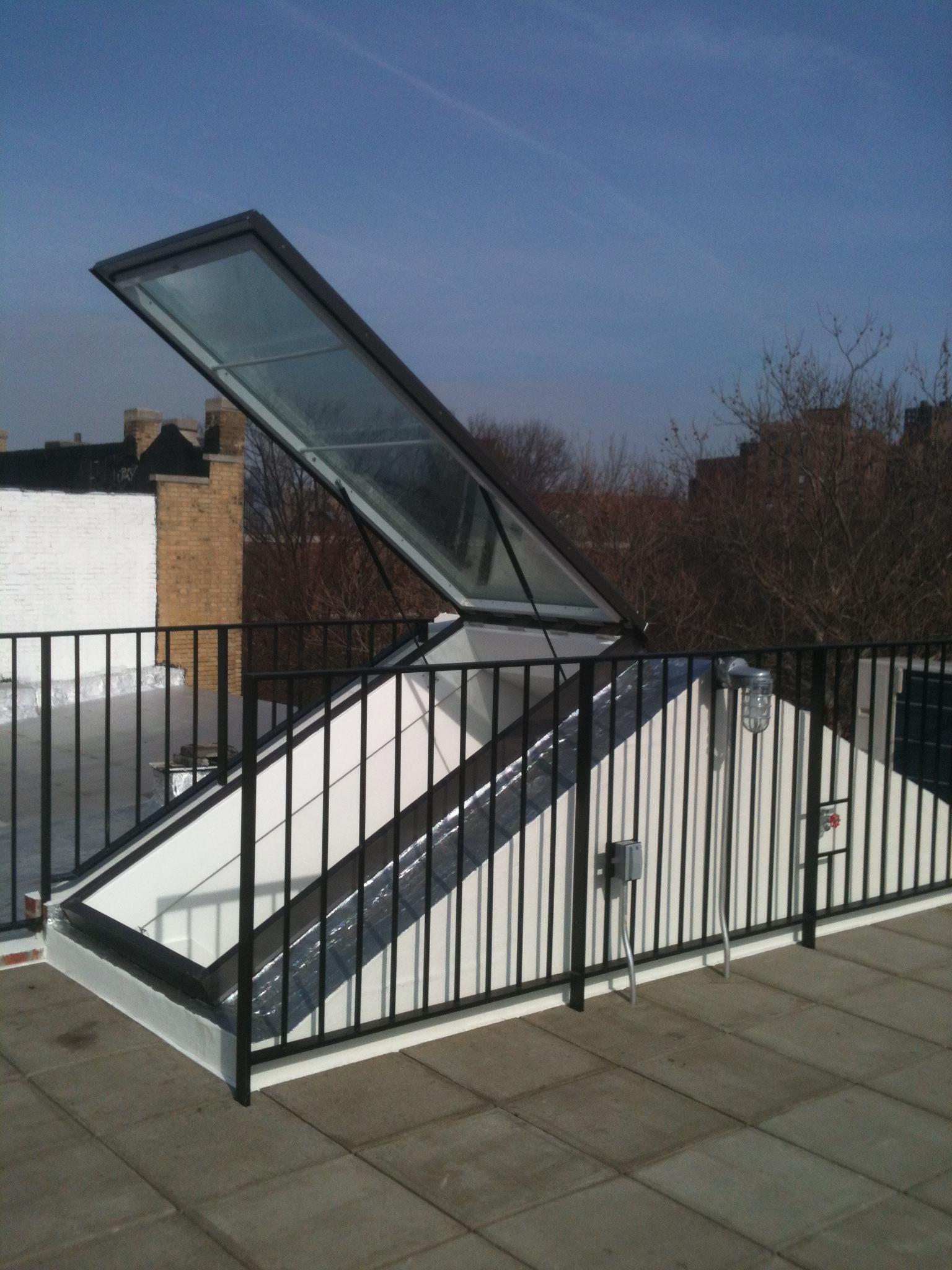 Roof Doors - Glass | R...