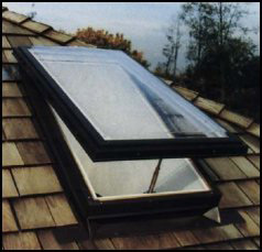 Vcm Acrylic Opening Residential Skylights
