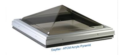 Atcm Acrylic Commercial Skylights