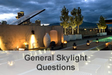 General Skylight Questions