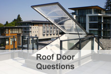Roof Door Questions